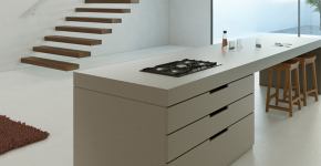 Sleek Concrete – Classico Collection from Caesarstone UK