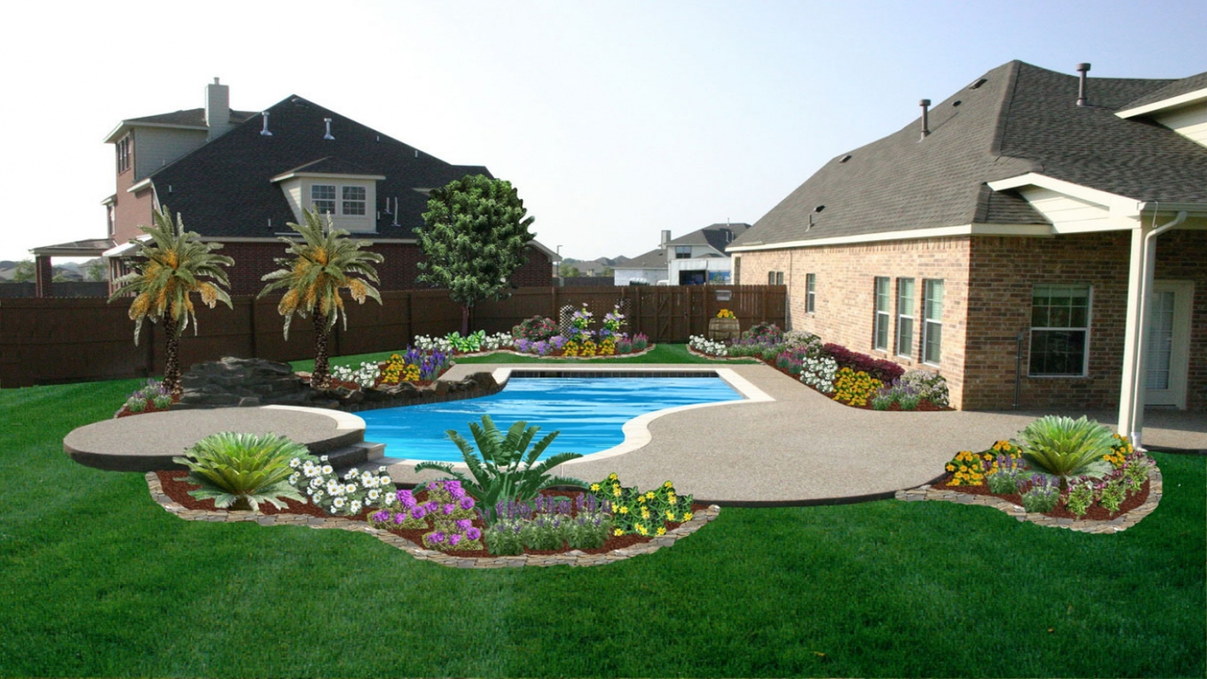 The Best Poolside Landscaping Solutions For Your Home Connect 4