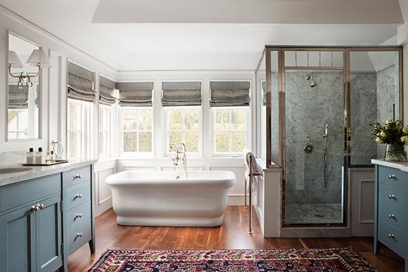The Bohemian Bathroom 488 Ways To Get The Look CONNECT48 Home Delectable Acs Designer Bathrooms